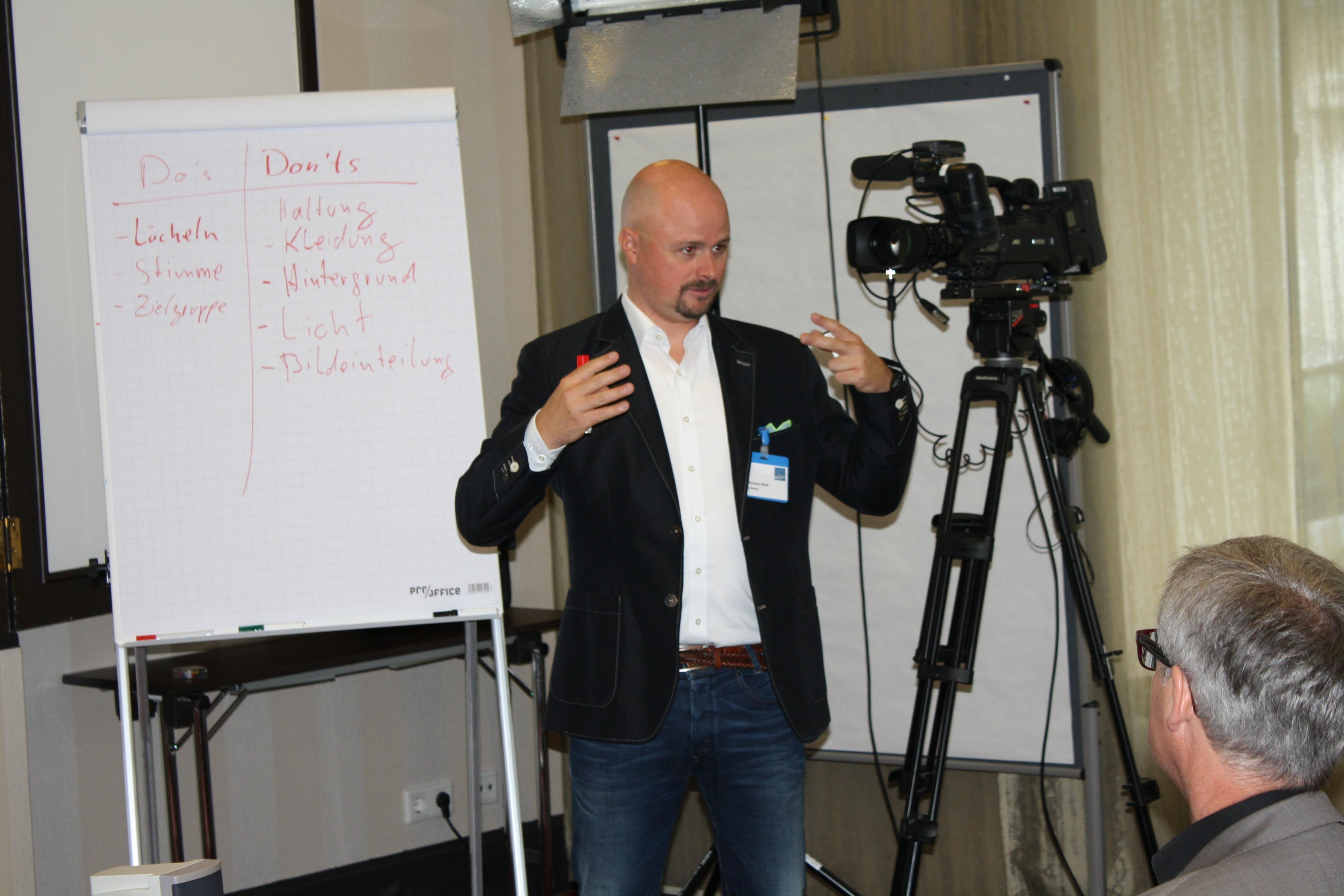 Videotraining Filmproduktion Thomas Klatt Images
